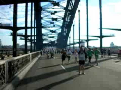 Sydney Charity Bridge Walk