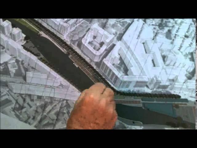 Progetto riqualificazione della Darsena e di piazza XXIV Maggio