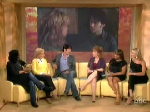 Stephen Moyer on The View