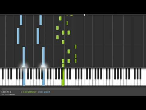 Concerning Hobbits piano tutorial
