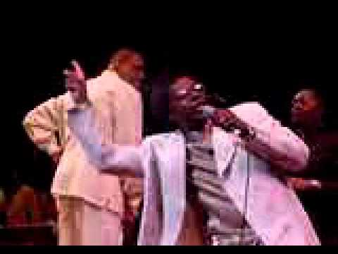 Walter Hawkins & Love Center Choir at Davies Hall in SF-2001