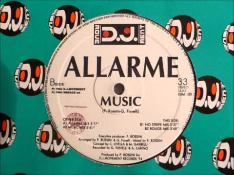 Allarme - Music