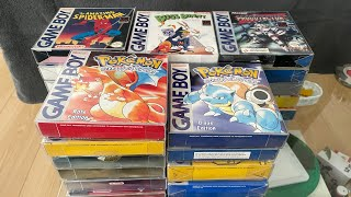 Meine Gameboy Sammlung | My Gameboy Collection