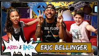 What's the Name of Your New Album? - Arts & Raps w/  Eric Bellinger #ArtsNRaps