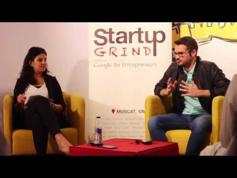 Startup Grind Muscat hosts Ahmad Al Rawi of Malaeb