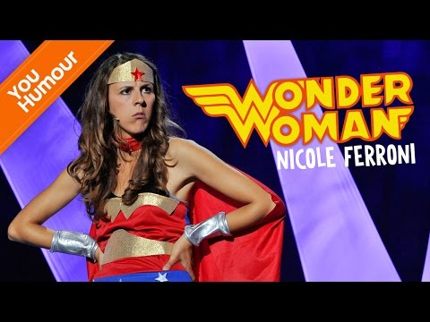 NICOLE FERRONI - Wonder Woman