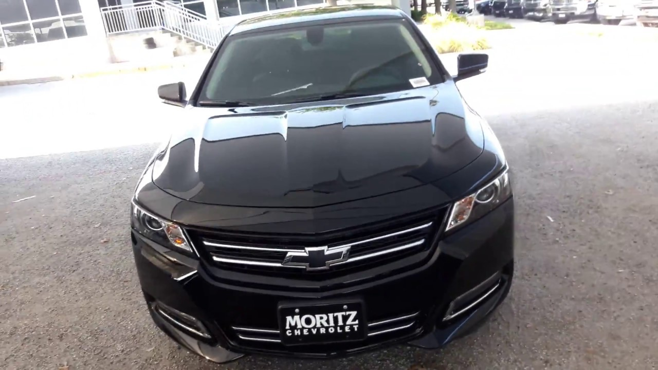2019 chevrolet impala lt midnight edition start up engine and full tour