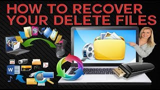 How to Recover Permanently Deleted files and folders | Recover Permanently Deleted Files | 2018