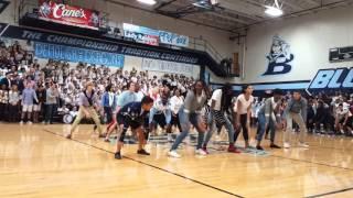 betcha can t do it like me ld bell high school junior class council dance off