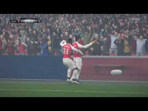 FIFA Arsenal vs. NYCFC