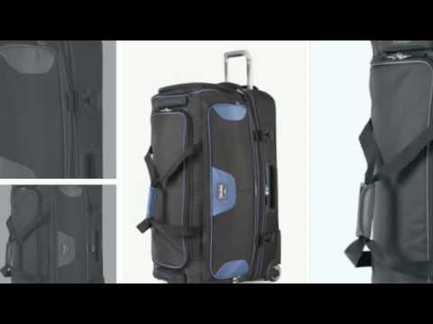 eace91553a48 Travelpro TPro Bold 2.0 30in Drop Bottom Rolling Duffel -  LuggageFactory.com DONE