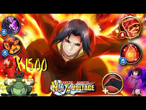 [NxB] Edo Itachi! Summoning For Full Kit & Round-Up Mission
