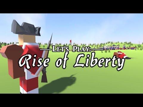 Rise of Liberty - COLONIAL WARFARE!