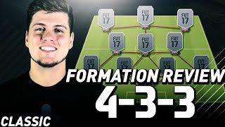 BEST BALANCED 433 FORMATION FOR FUT CHAMPIONS IN FIFA 17 ULTIMATE TEAM! THE 433 FORMATION GUIDE!
