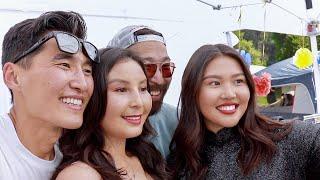 LA-н Монголчуудын Наадам | The Mongolian Family