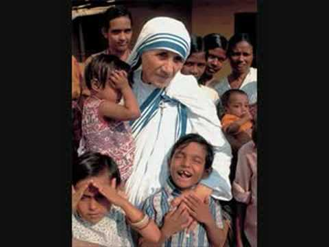 mother teresa telugu biography