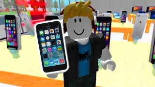 CREATING MY OWN IPHONE IN ROBLOX