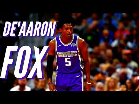 De'Aaron Fox Mix 'Ghostface Killers'ᴴᴰ (Emotional)