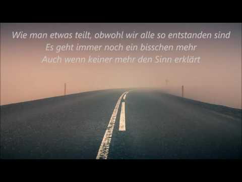 Irgendwas - Yvonne Catterfeld ( Lyrics)