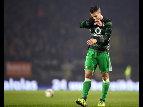 Samenvatting   NAC Breda - Feyenoord 2017-2018