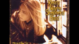 Kenny Wayne Shepherd Blue On Black