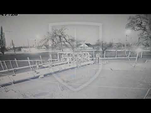 Видео ДТП 8 января 2020 года. Момент аварии