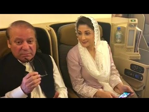 باكستان: الإفراج عن رئيس الوزراء السابق نواز شريف وابنته…  - نشر قبل 2 ساعة