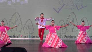 (Melengas Dance Ensemble)Philippines folkdance-Binasuan