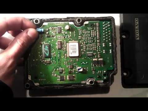 Isuzu Npr Abs Wiring Diagram Volvo V70 Abs Tracs Module Youtube