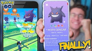 THE HALLOWEEN UPDATE THAT EVERYONE WANTED! (Pokémon GO GENGAR Day)
