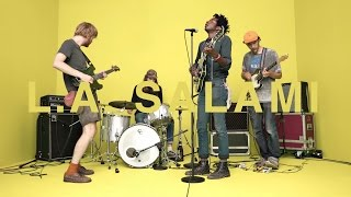 L.A. SALAMI - I WEAR THIS BECAUSE LIFE IS WAR | A COLORS SHOW