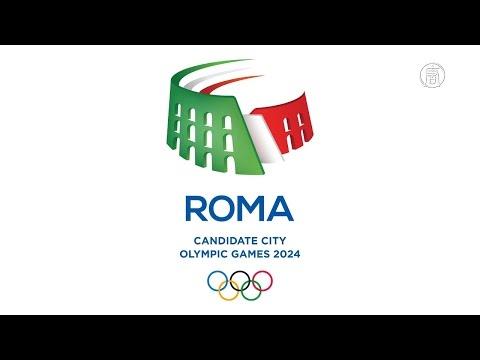 Рим представил свой логотип к Олимпиаде 2024 года (новости)