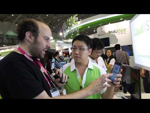 "5.7"" MediaTek MT6589T Liquid S1 from Acer"