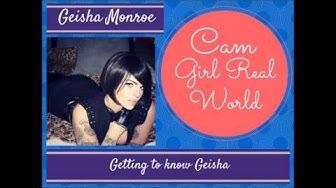 Getting To Know Geisha Monroe