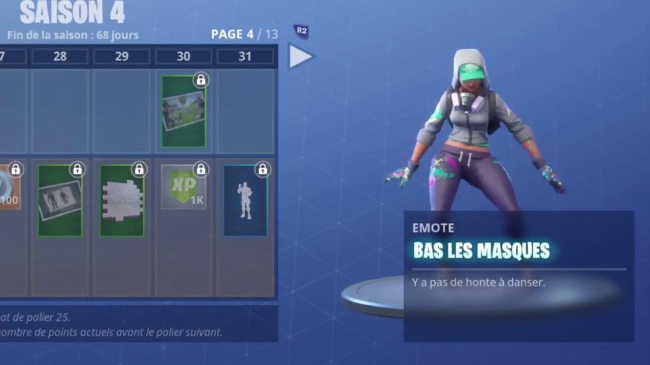 100% de qualité supérieure style moderne vente en ligne Danse Fortnite Bas Les Masques | Free V Buck Hack Xbox One