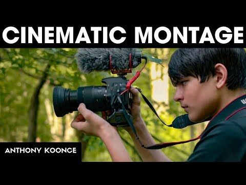 How To Make A Cinematic Montage In 3 Minutes