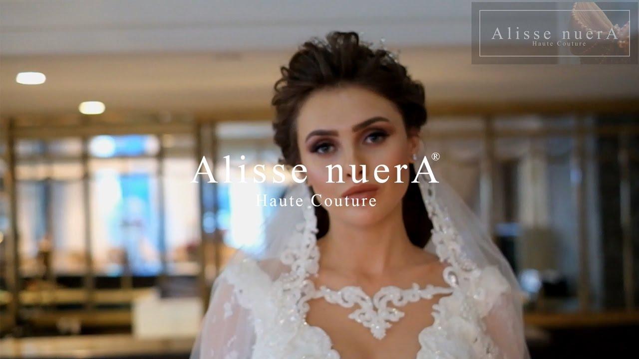 6b94f8aff57d7 Alisse nuerA Gelinlik Koleksiyonu - YouTube