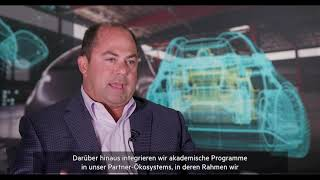 Siemens PLM Solution Partner Ecosystem Overview Video (German)