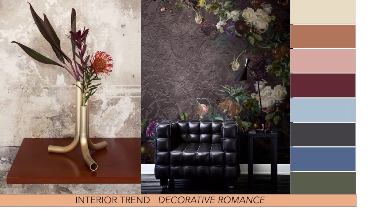 Interior Design Trends for Autumn-Winter 2019 by Inspirational.Style