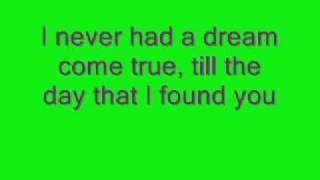 never had a dream come true s club 7 lyrics