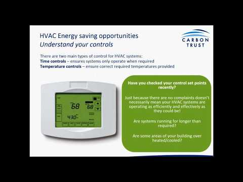 An Introduction to HVAC - Green Business Fund Technology Webinar