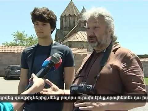 Stas Namini Artsakhyan Armatnery