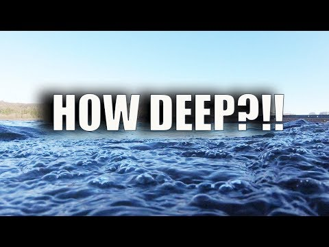 DEPTH FINDING WHEN FEEDER FISHING!