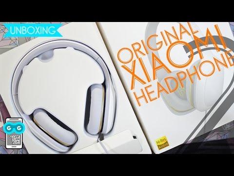 Unboxing Original Xiaomi Headphone 2, Putih Dan Mulus Kayak Anu... :D