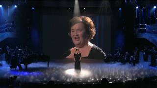 Susan Boyle sings Wild Horses on America