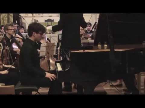 Ravel Piano Concerto in G Presto Pavel Timofeyevsky