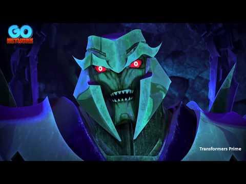 Transformers Prime Optimus'un Hafızası Geri Geliyor Bluray 2.Sezon
