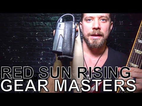 Red Sun Rising's Ryan Williams - GEAR MASTERS Ep. 203