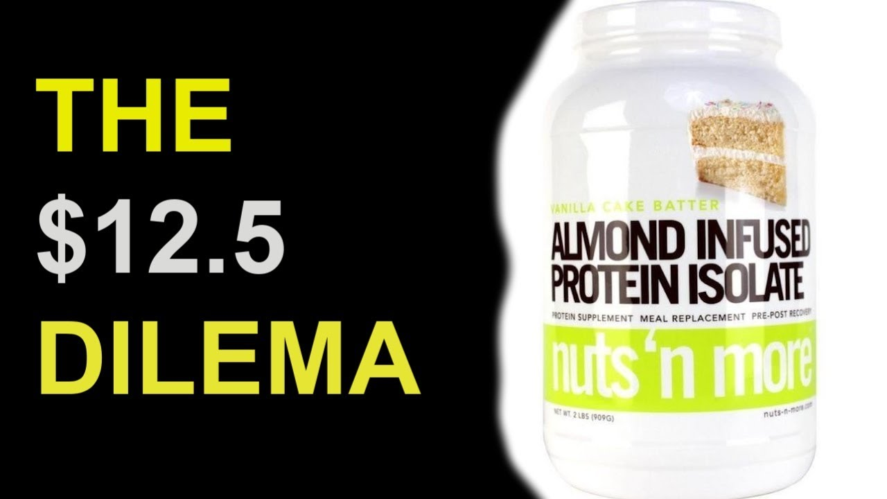 Nuts N More Protein Isolate Review