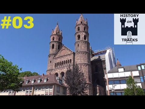 Worms. Medieval city centre | Germany #3